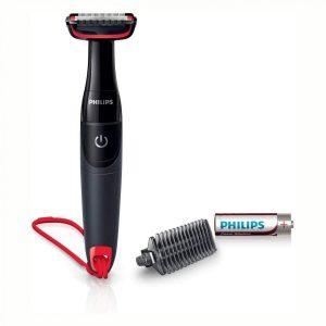 Afeitadora corporal Philips para zonas sensibles