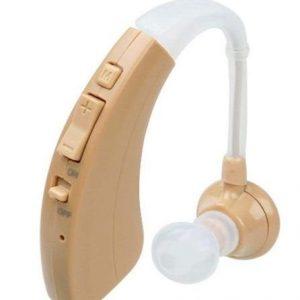 Amplificador auditivo BTE sin pilas