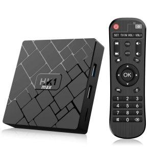 Android TV box con Wi-Fi estable