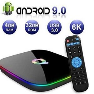 Android TV H6