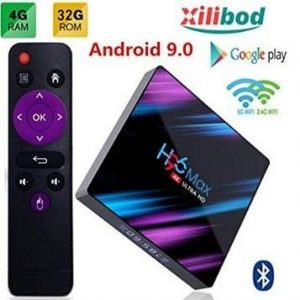 Android TV H96 Max