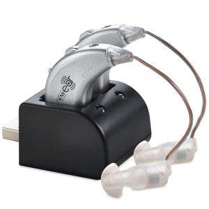 Audífono digital cómodo