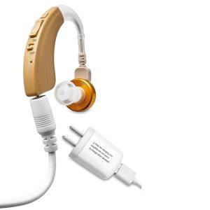 Audífono digital recargable