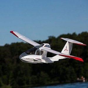 Avión de radiocontrol eléctrico E Flite