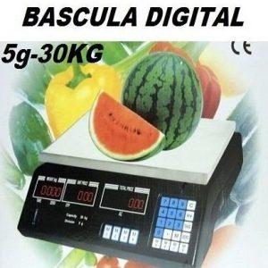 Báscula electrónica Gsh comercial