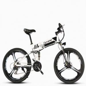 Bicicleta eléctrica de montaña Cyrusher
