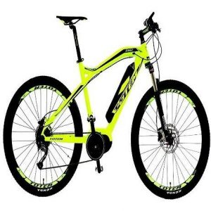 Bicicleta eléctrica de montaña E Totem