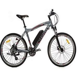 Bicicleta eléctrica de montaña Moma Bikes