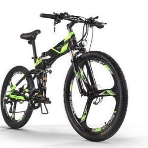 Bicicleta eléctrica de montaña Rich Bit