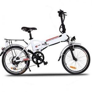 Bicicleta eléctrica plegable Begorey