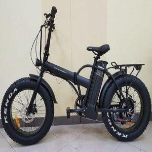 Bicicleta eléctrica plegable Ecomission Fox