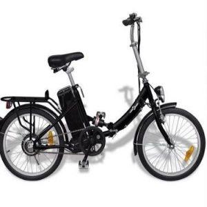 Bicicleta eléctrica plegable Festnight