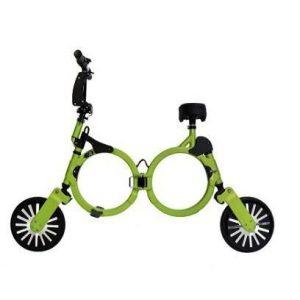 Bicicleta eléctrica plegable Neofold