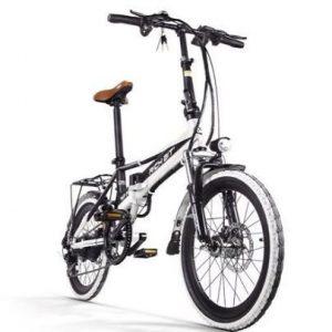 Bicicleta eléctrica plegable Rich Bit