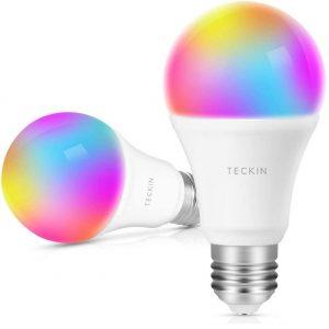 Bombilla LED inteligente con ahorro de energía