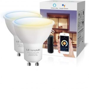 Bombilla LED inteligente con WiFi