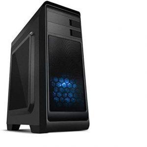 Caja para PC gaming compacta