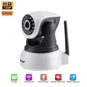 Cámara Video Vigilancia IR Vision nocturna