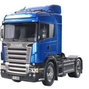 Camión radiocontrol Tamiya Scania R470