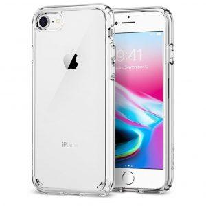 Carcasa para iPhone 8 híbrida