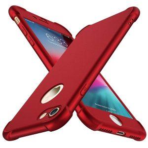 Carcasa para iPhone 8 roja