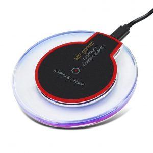 Cargador de móvil por inducción para Samsung