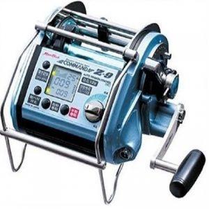 Carrete eléctrico de pesca Miya Epoch digital