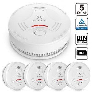 Detector de incendio sensible