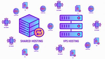 Diferencia entre hosting compartido y VPS