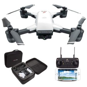 Dron GPS con WiFi y cámara 1080 de LE-IDEA