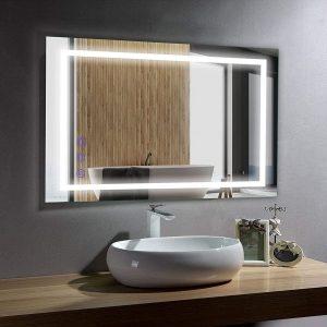 Espejo con luz LED de gran calidad