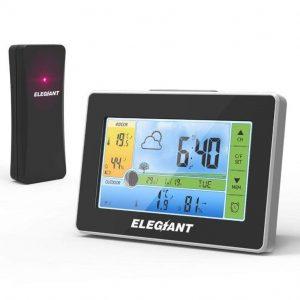 Estación meteorológica inalámbrica de Elegiant
