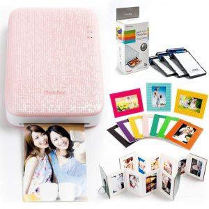 Impresora de fotos portátil de alta resolución