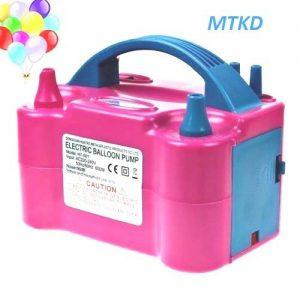 Inflador eléctrico para globos