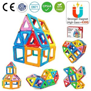 Juguete magnético para niños construcciones