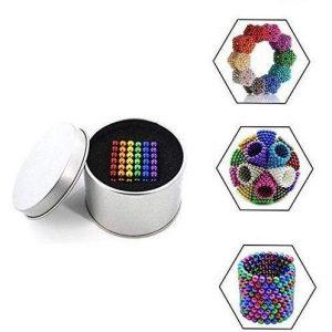 Juguete magnético para niños de colores