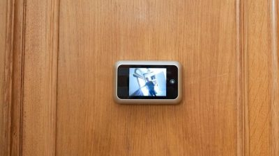 Mirillas digitales con grabadora