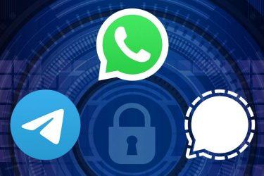 Aplicaciones de mensajería para hablar con el móvil