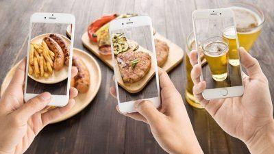 Las mejores apps alimenticias para hacerte la vida más facil
