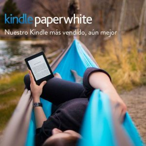Lector de ebooks Kindle Paperwhite