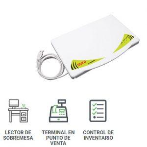 Lector RFID Caen Slate