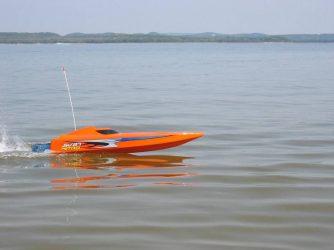 Barcos radiocontrol eléctricos