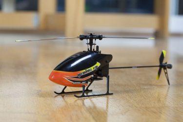 Helicopteros de radiocontrol eléctricos