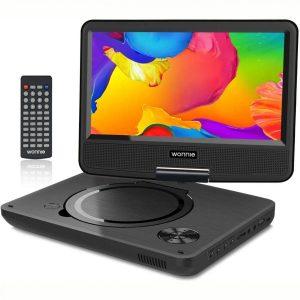 Reproductor DVD con pantalla