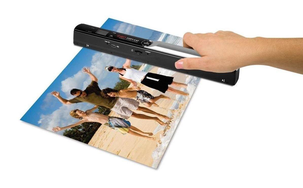 Consejos para comprar el mejor escáner portátil