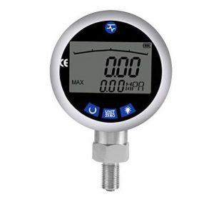 Manómetro hidráulico con sensor de presión de alta calidad