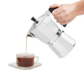 Cafeteras italianas eléctricas