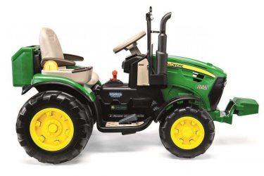Tractores radiocontrol