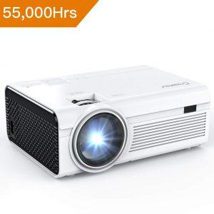 Mini proyector HD