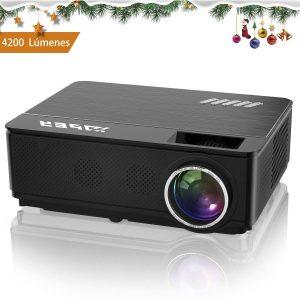 Mini proyector para cine en casa